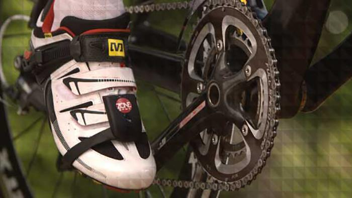 The Zone DPMX power meters require Speedplay Zero pedals and cleats to work