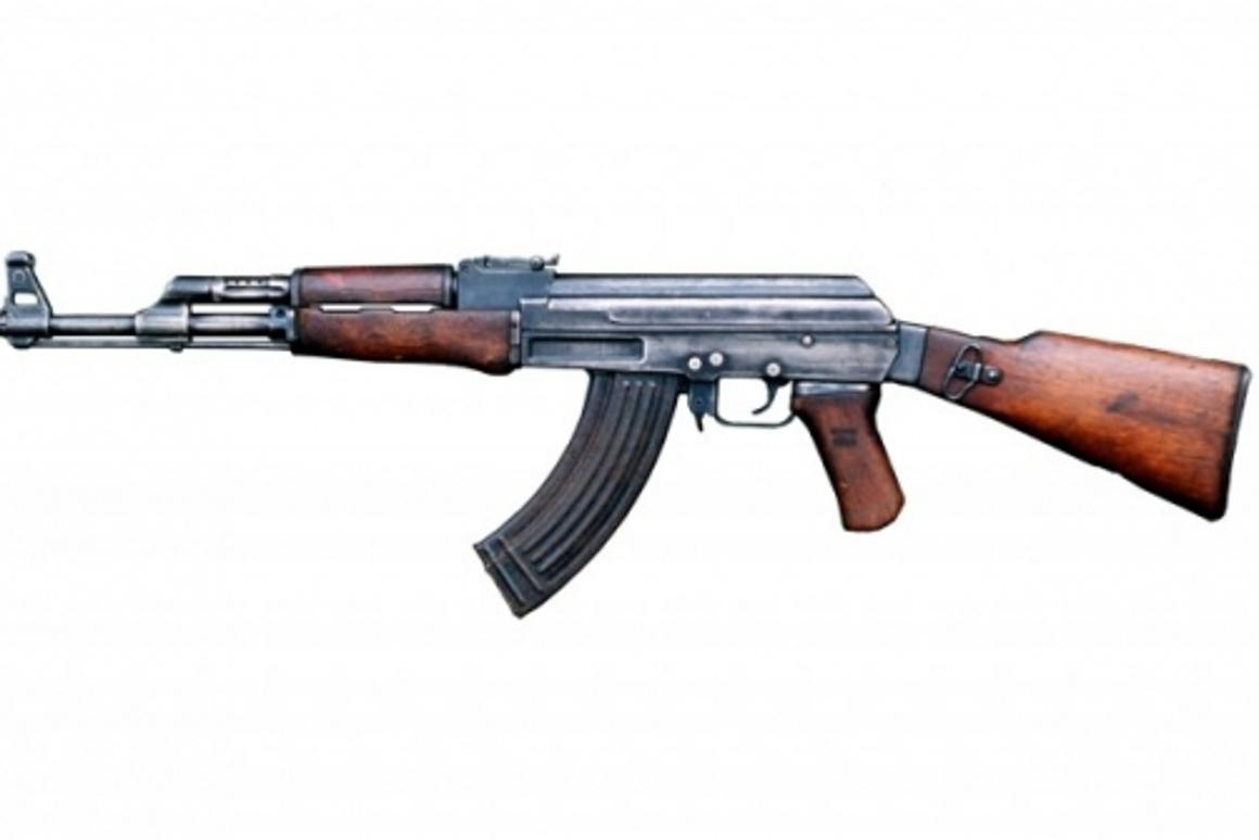 Inventions that changed the world: Mikhail Kalashnikov's AK-47