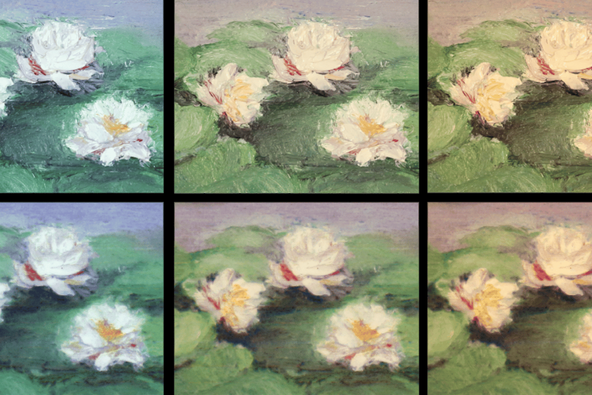 The RePaint system reproduces paintings by combining a deep learning AI algorithm and 3D printing