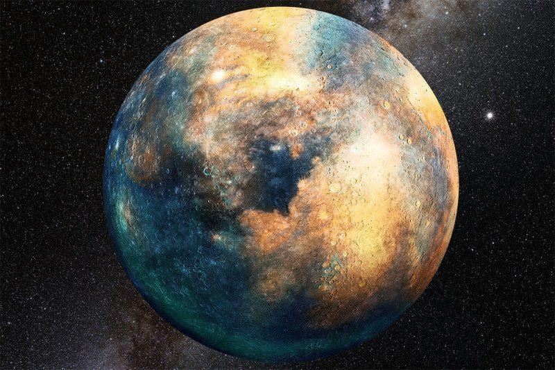 A Mars-sized planetary body could be hiding in our Solar System beyond Pluto