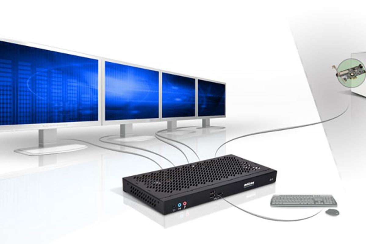 Matrox Extio F2408 KVM Extension Solution