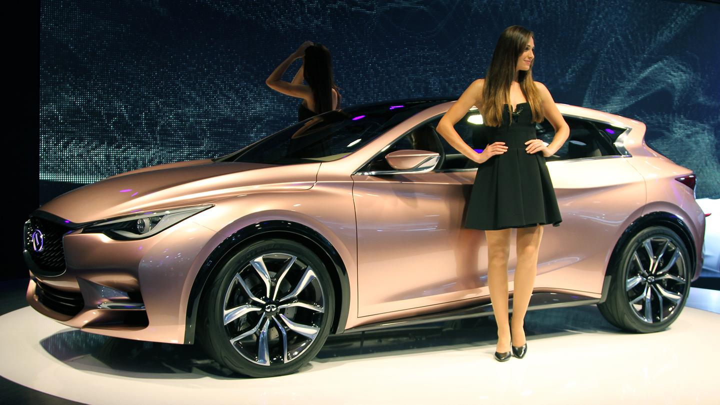 With the unveiling of the, Infiniti, the luxury division of Nissan Motors, is clearly seeking to cement its reputation for opulence (Photo: Gizmag)