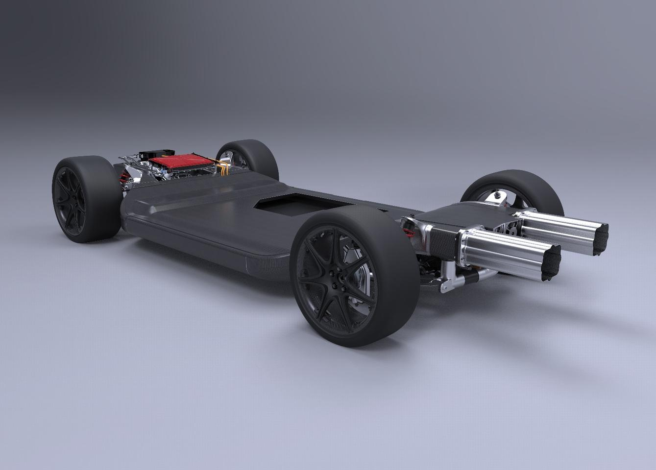 A look at the Williams Advanced Engineering EVplatform