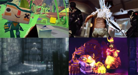 Here are a few titles revealed at Gamescom 2012 that are poised to change the way games are played