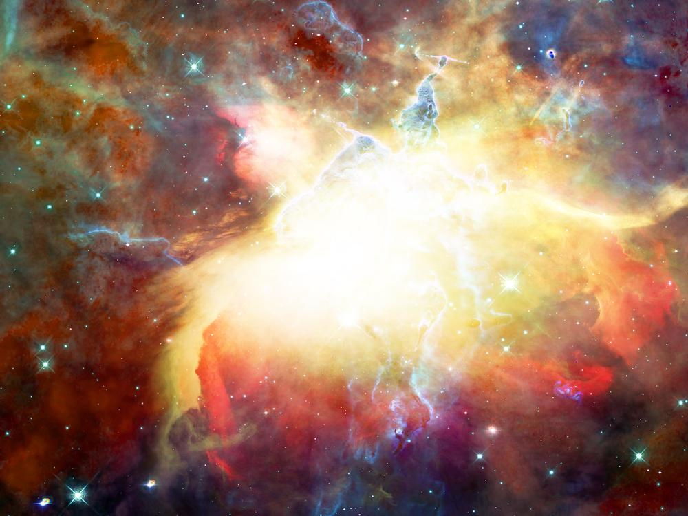 New research suggests that during the Big Bang, the curving of space-time – gravity – held everything together, preventing decay( Photo: Shutterstock)