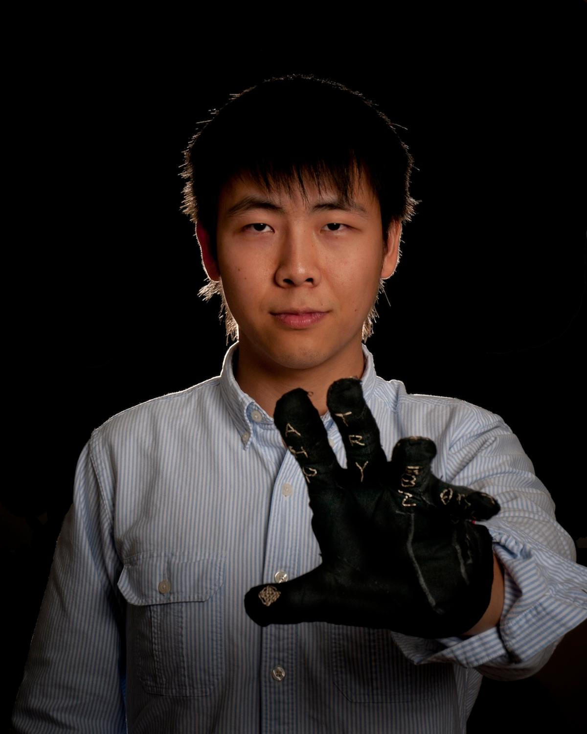 In addition to offering the convenience of typing one-handed, Gauntlet could enable people with disabilities to type more effectively