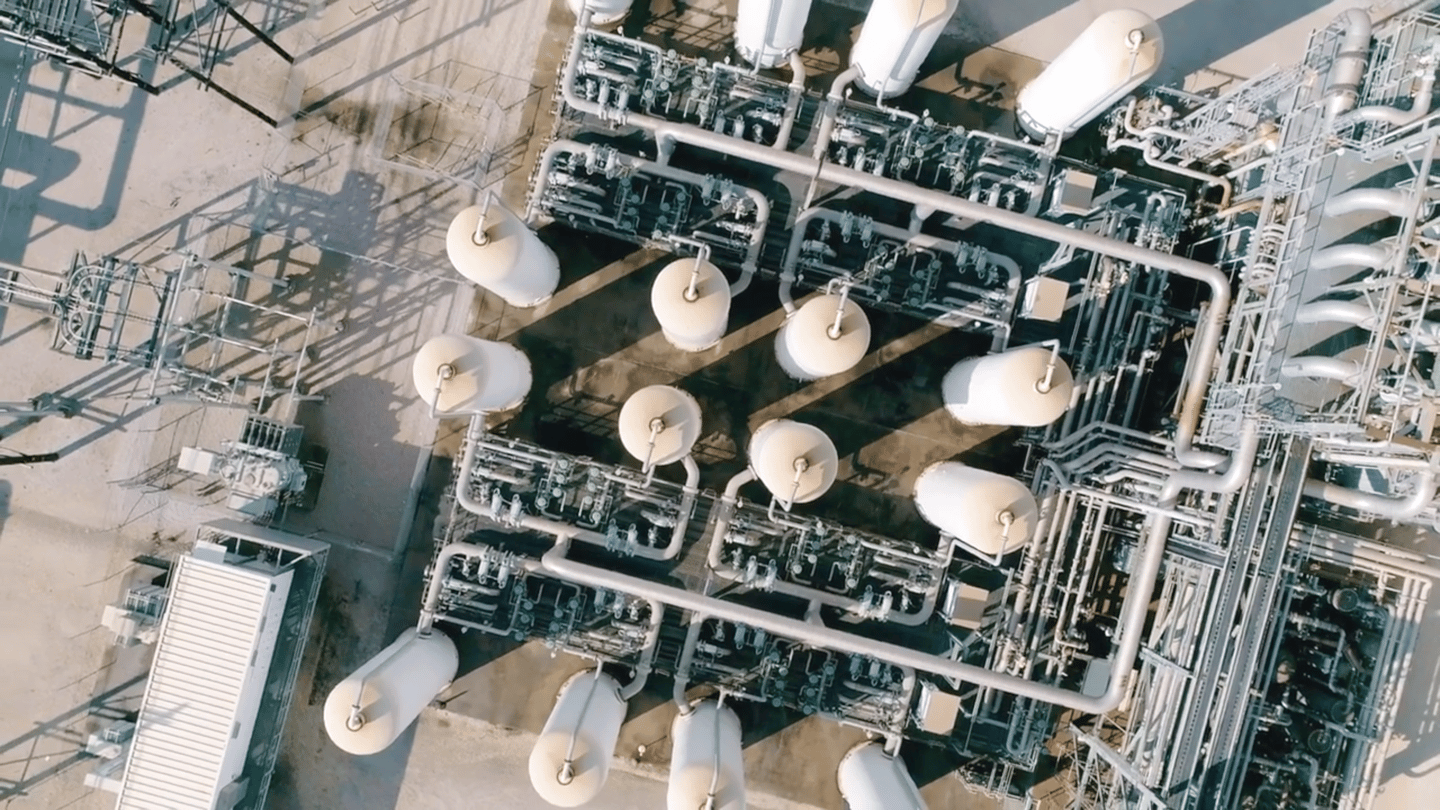 The Valero refinery in Port Arthur, Texas, has the first large-scale carbon capture facility in operation, capturing emissions from two steam methane reformers used to produce hydrogen