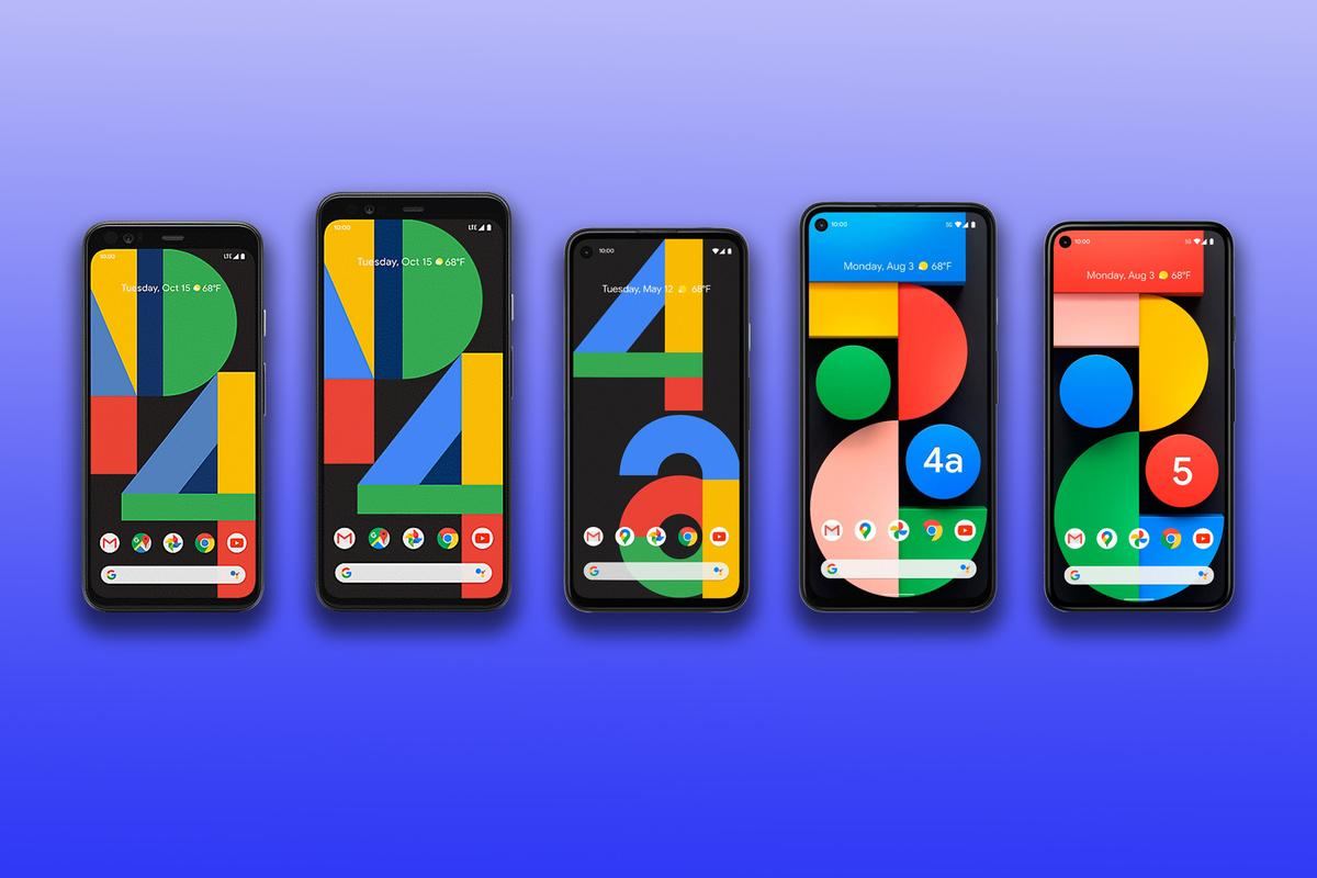 New Atlas compares the specs and features of the Google Pixel 4, 4 XL, 4a, 4a 5G and 5