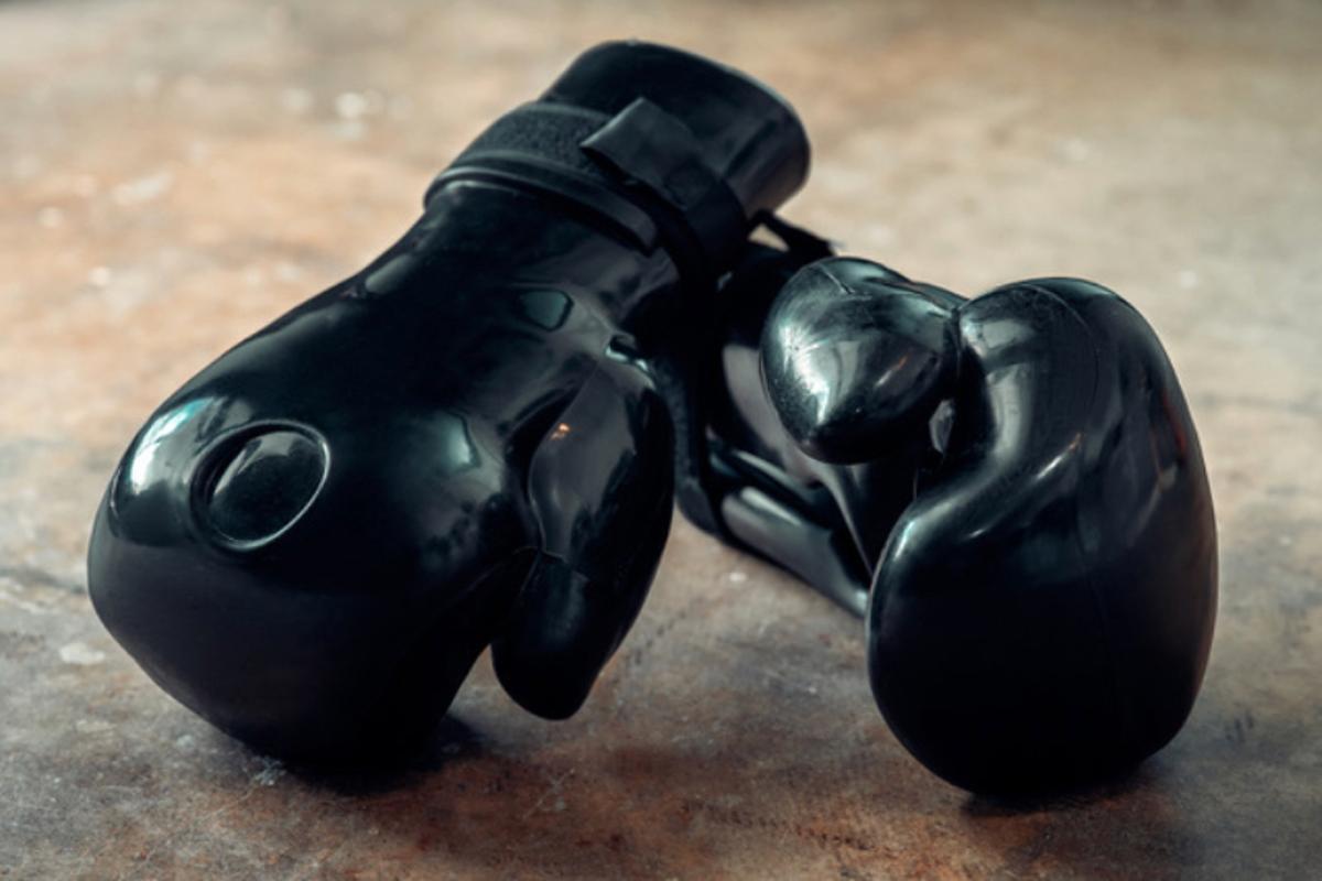 The Aqua Boxing Glove is presently on Kickstarter