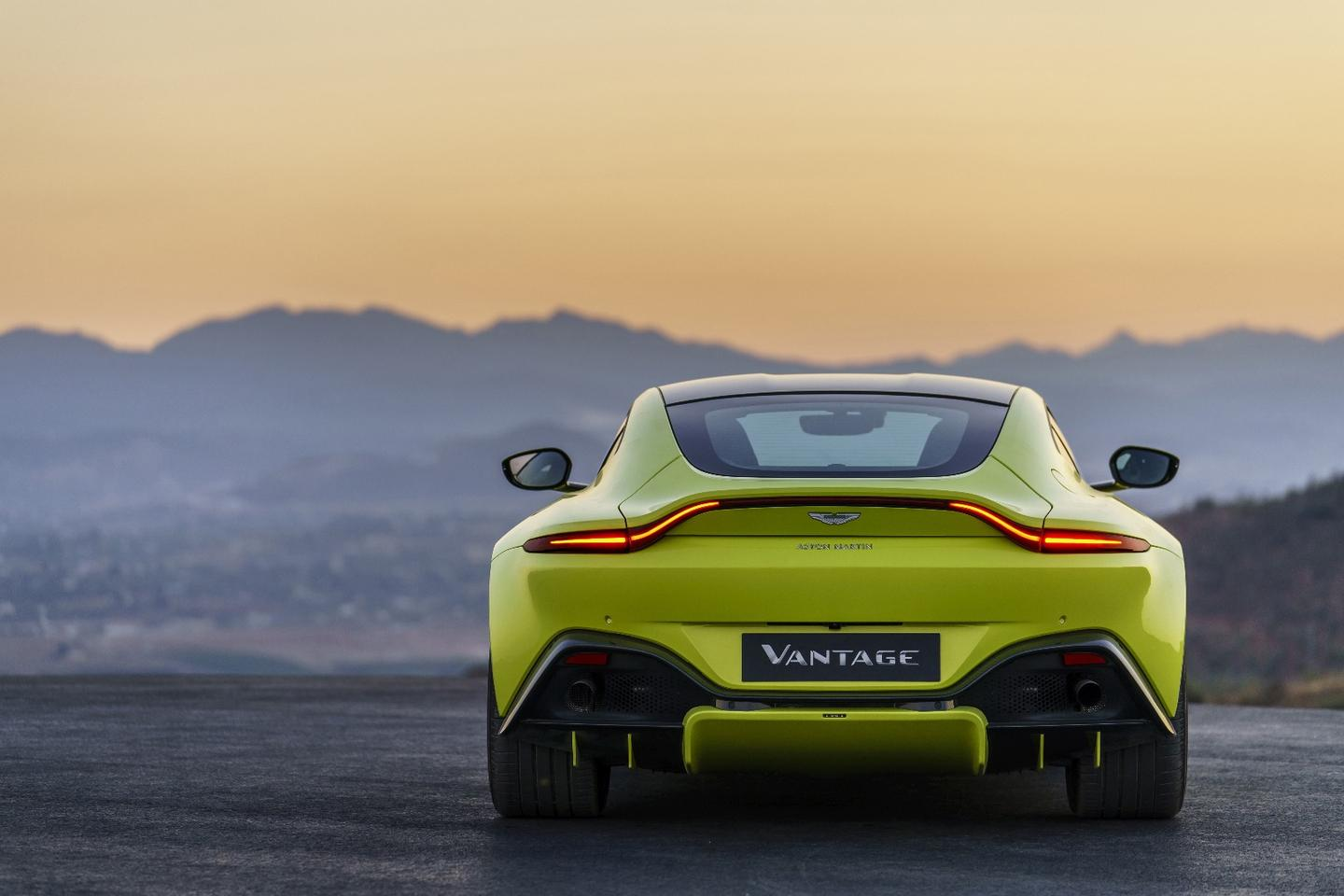 The 2018 Aston Martin Vantage Is Here And It Won T Be Everybody S Cup Of Tea