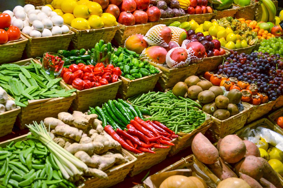 The technology could be utilized at stores, to perform spot checks on shipments of produce