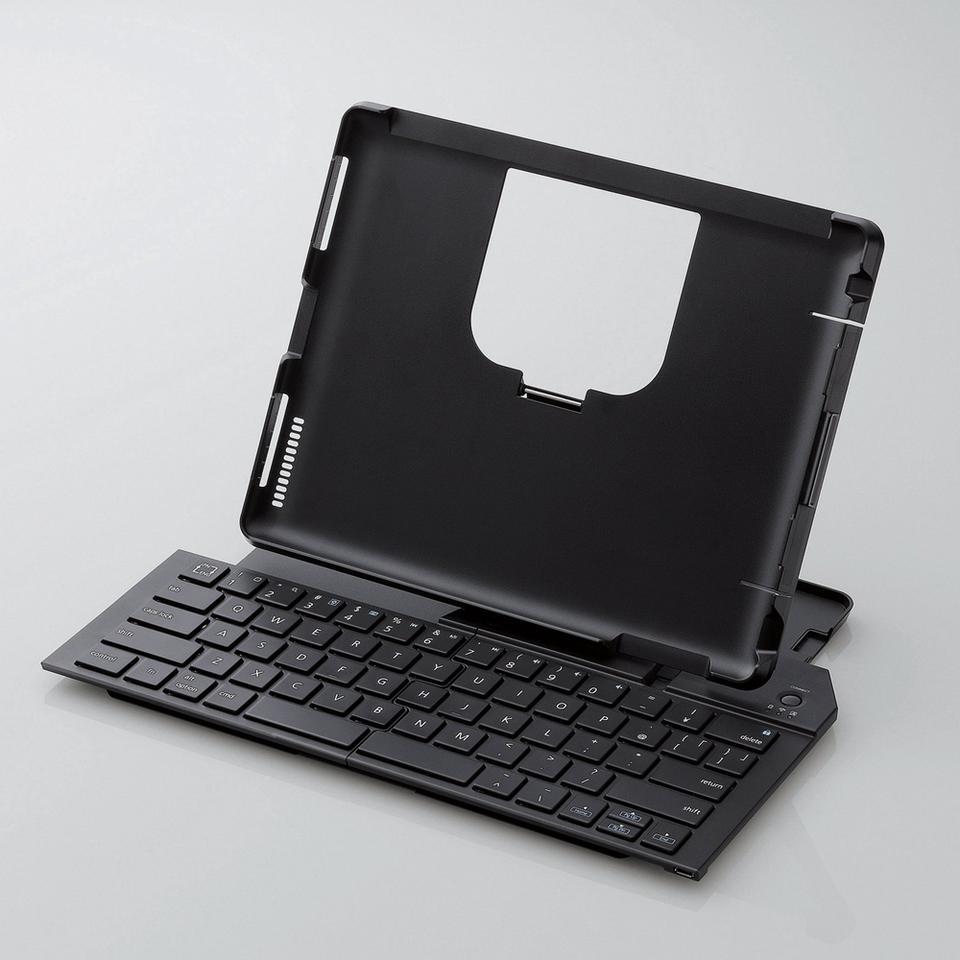 The TK-FBP048ECBK iPad keyboard