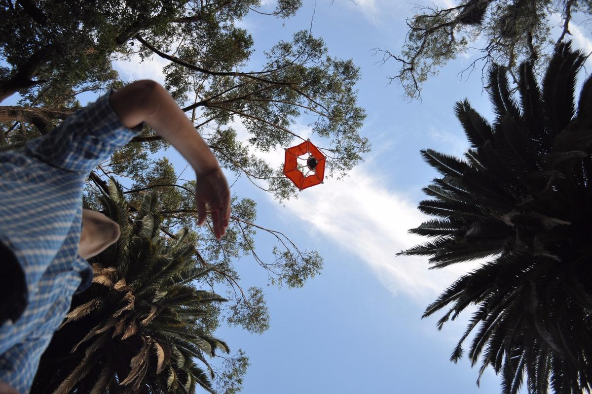 Birdie offers GoPro Hero 3 or 4 owners the ability to capture aerial shots at a fraction of the cost of expensive equipment