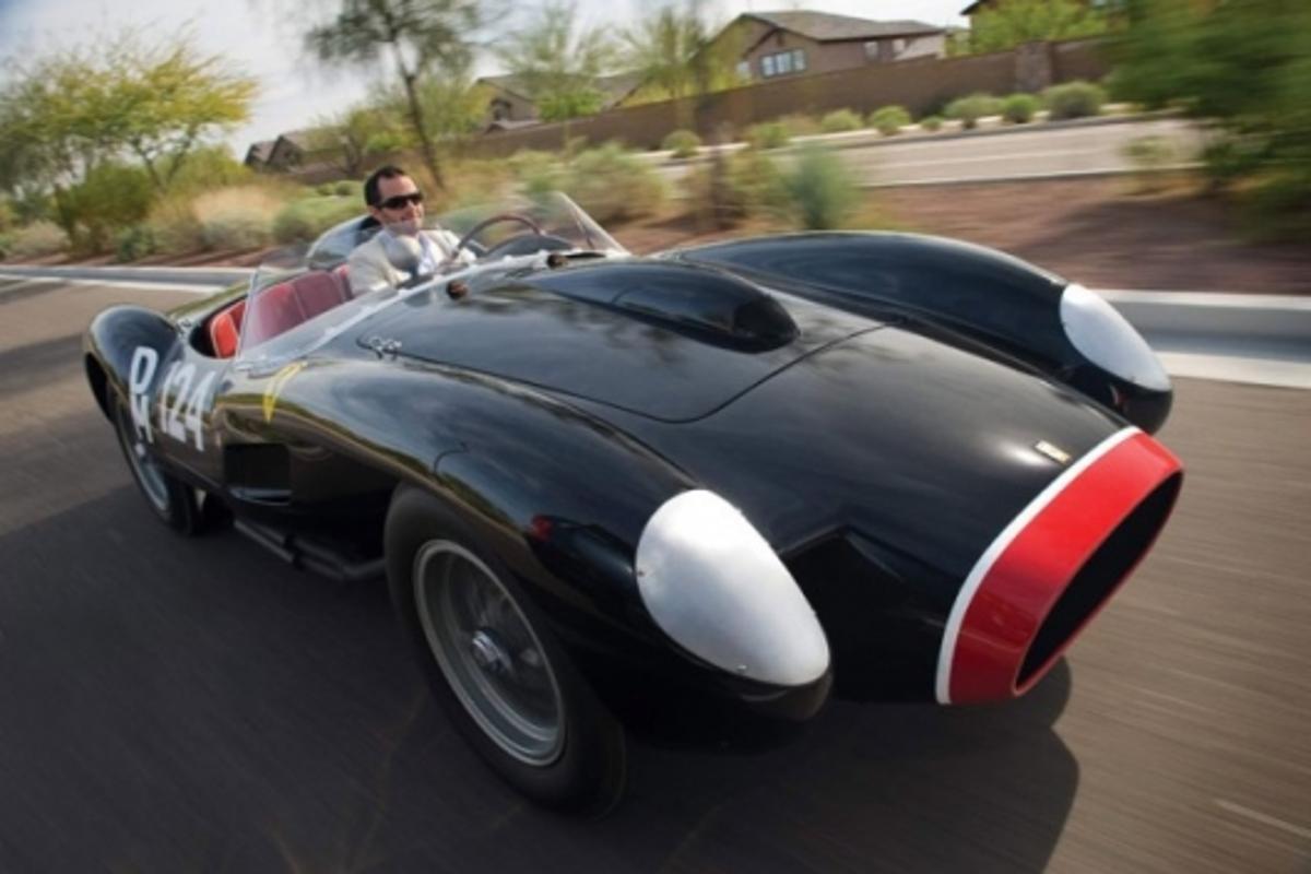 1957 Ferrari 250 Testa Rossa fetches 9,020,000 Euro
