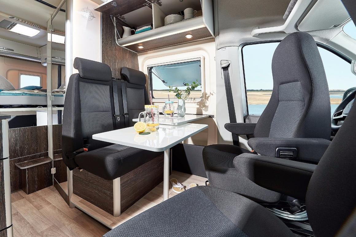Westfalia's latest Volkswagen camper van literally grows to