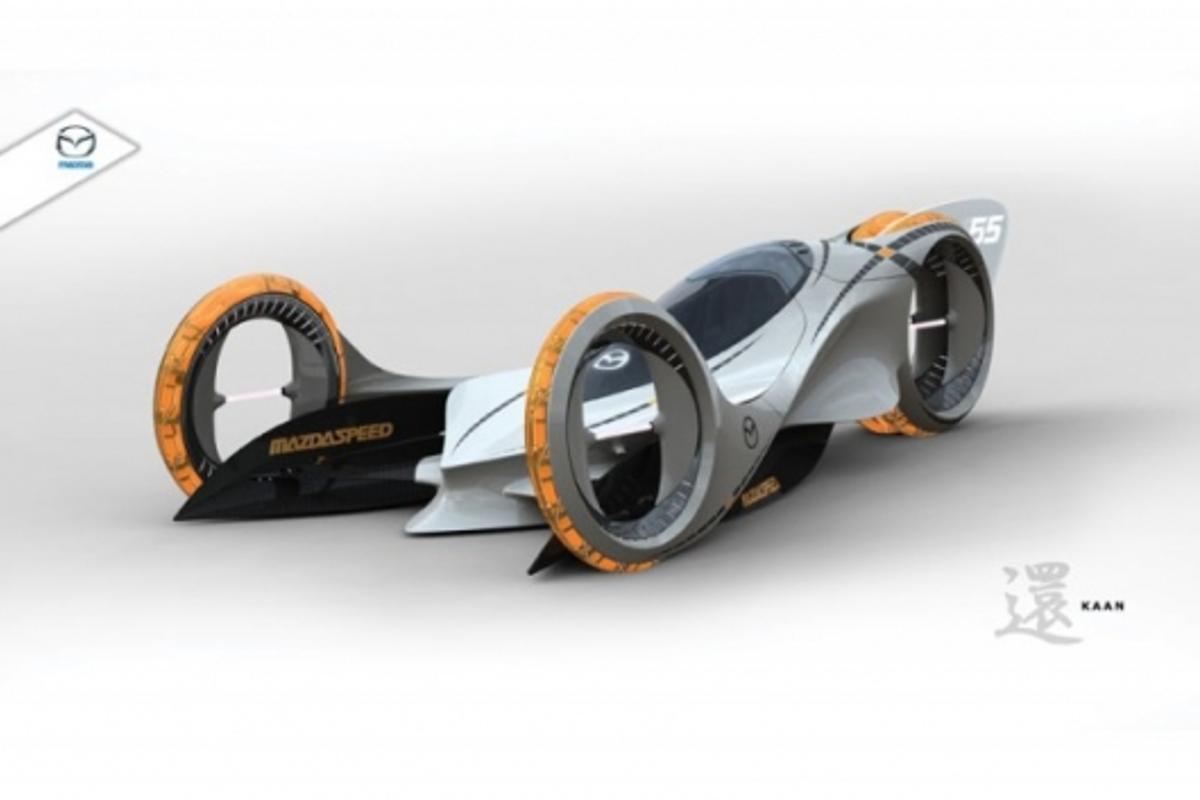 Mazda Kann wins LA Auto Show Design Challenge