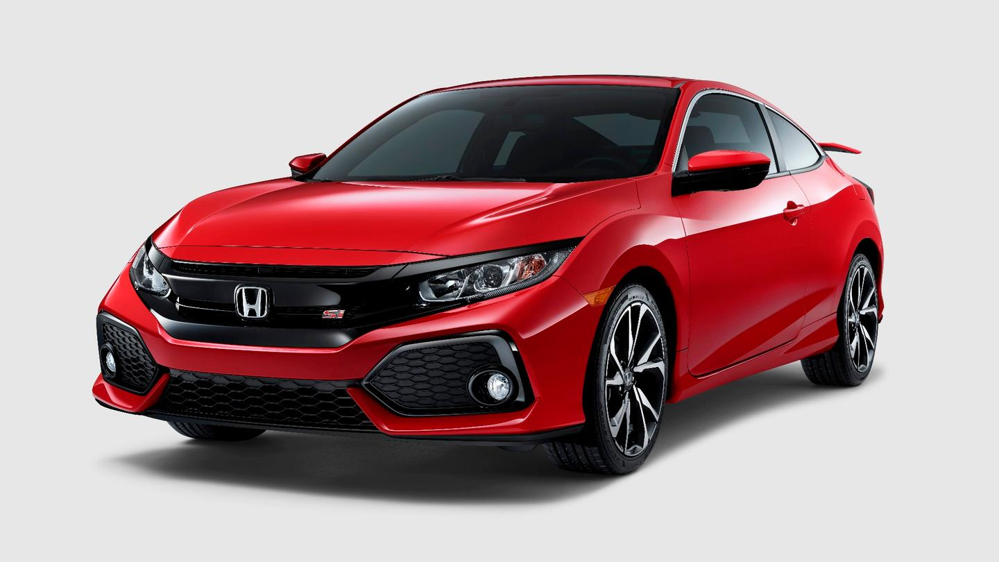 The new Civic Si is powered by a 1.5-liter turbocharged engine