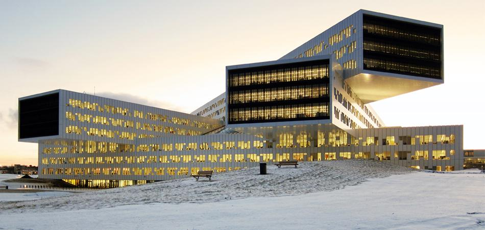 Statoil's new Norway offices (Photo: A-Lab)