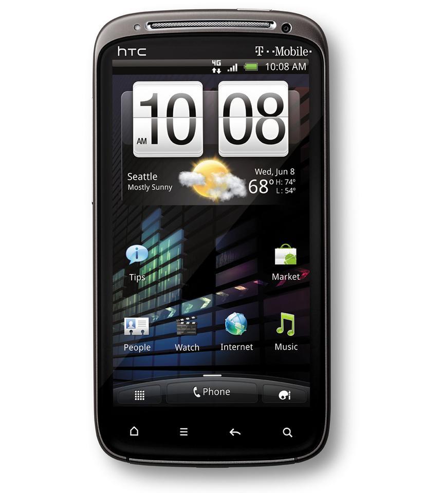 The HTC Sensation 4G
