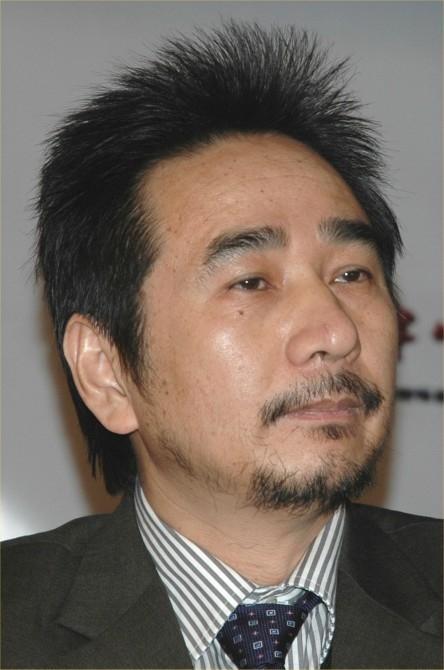 Chinese auto designer Li Guangming