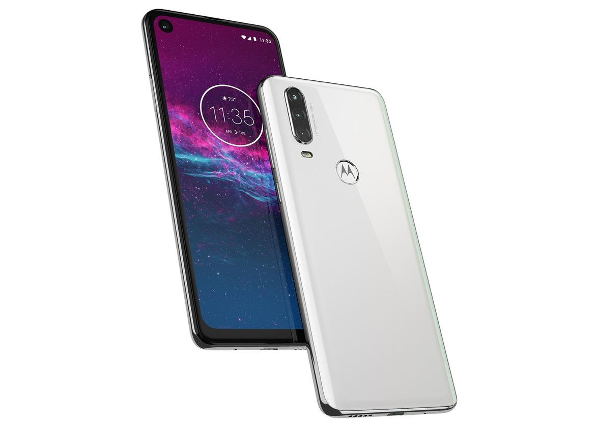 The Motorola One Action comes with a 6.3-inch, HD screen