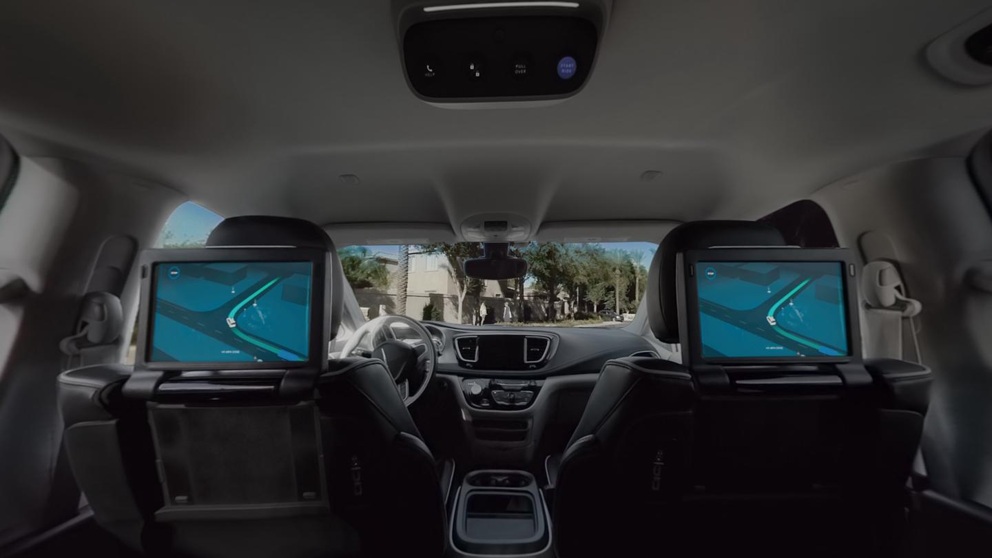 Waymo's vehicles use tools like LIDAR, radar and high-res cameras to form a picture of the world around them