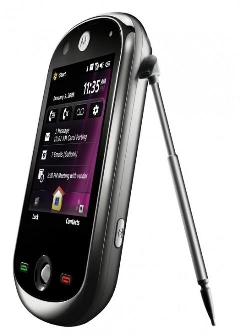 Motorola's new touch screen Motosurf A3100