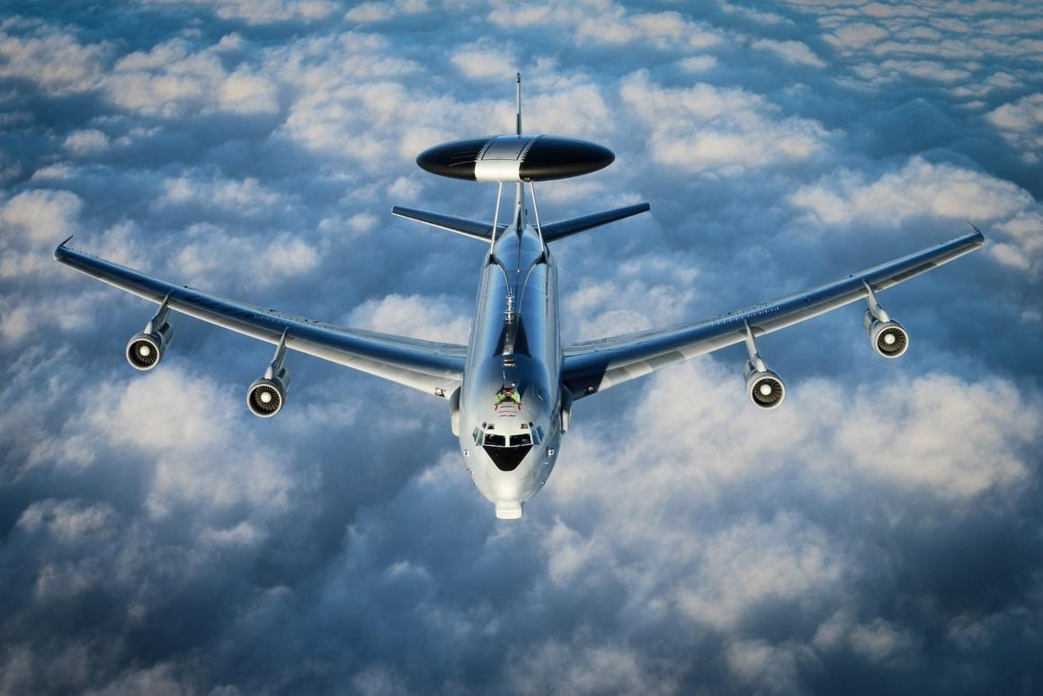 Boeing delivered the final AWACS aircraft modernized with avionics and a digital cockpit to NATO, completing the fleet upgrade