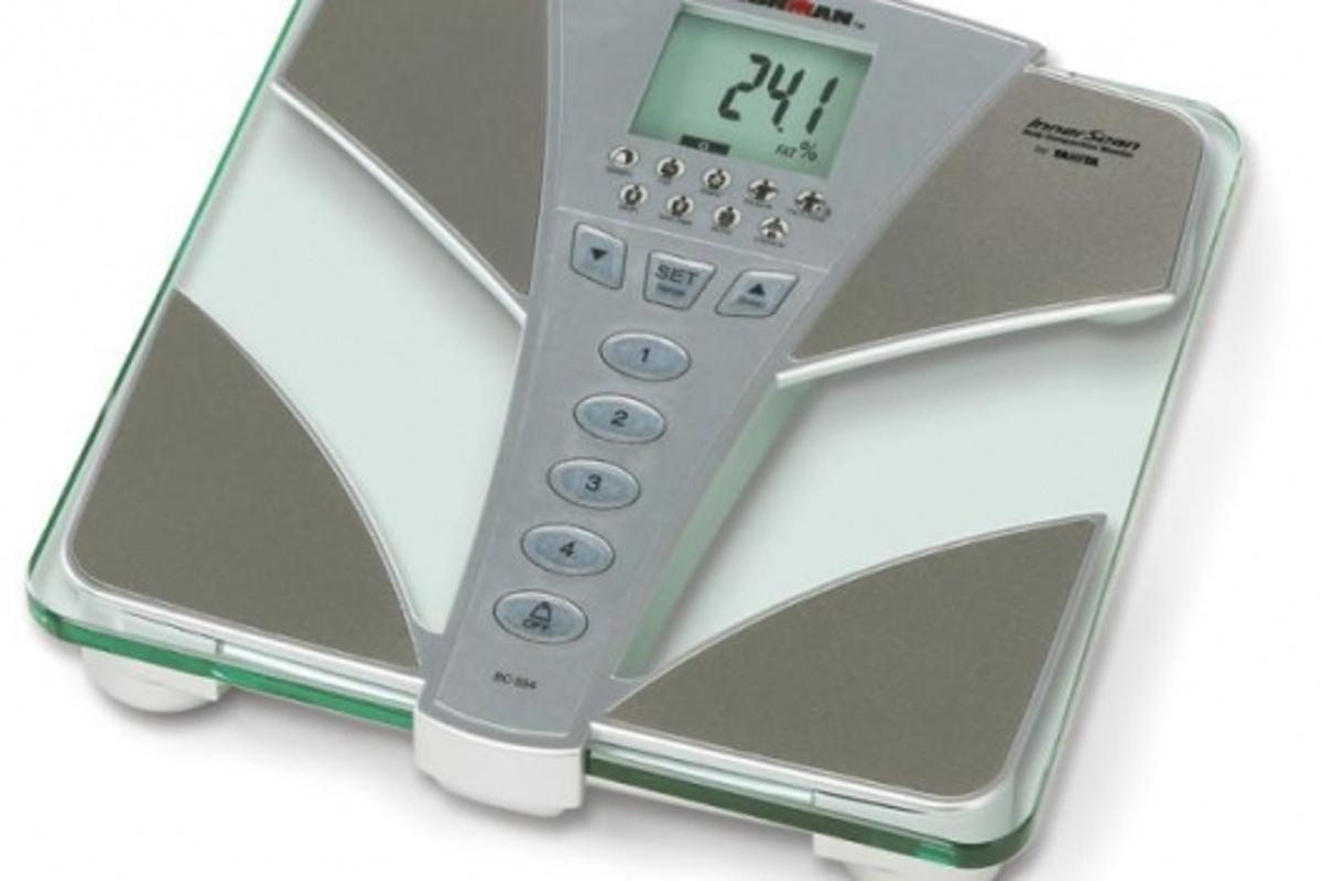 Tanita Ironman Bc554 Bathroom Scales
