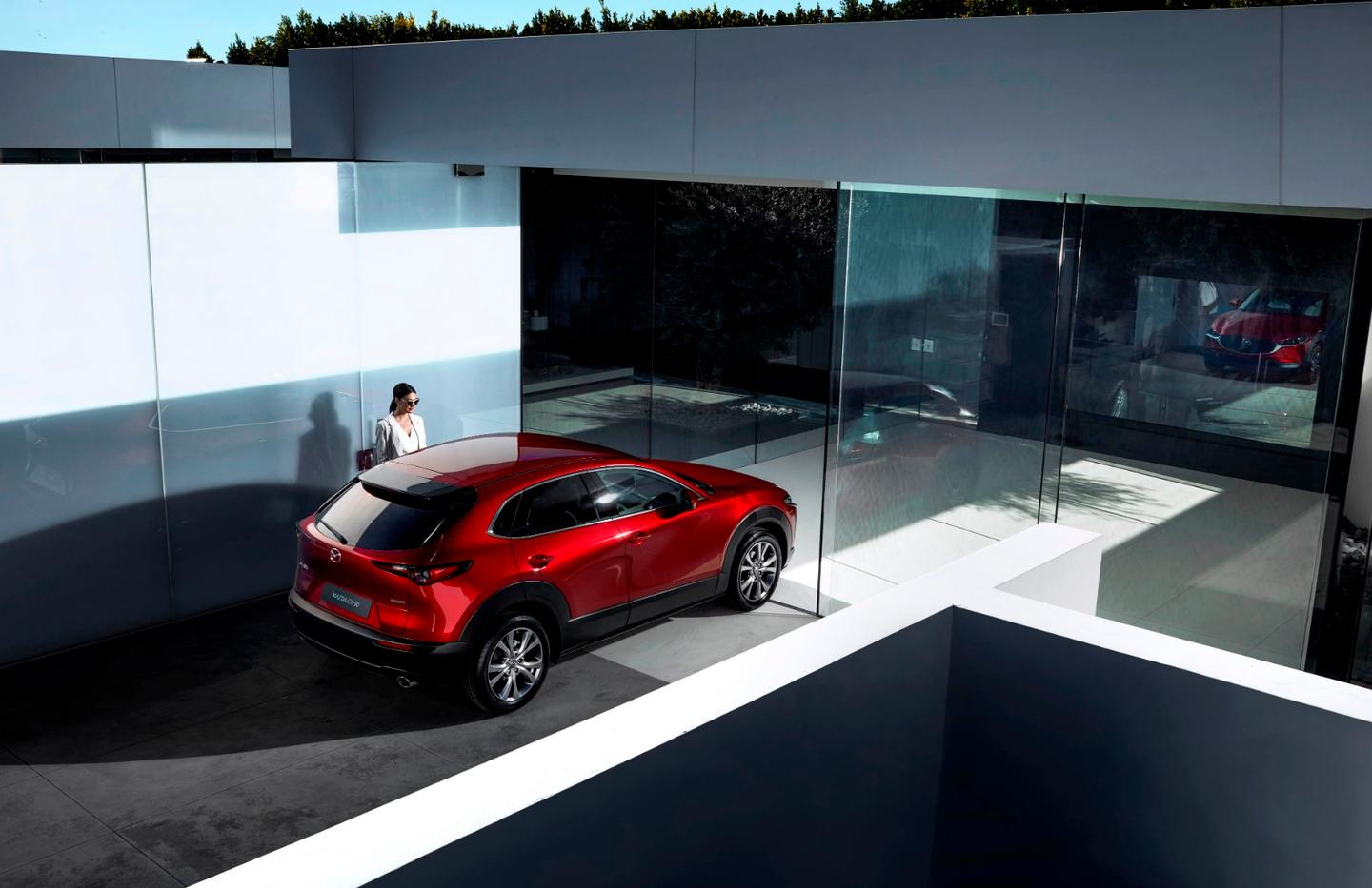 Mazda has not stated pricing, performance, or fuel economy numbers for the CX-30, nor has it released an anticipated sale date for the new crossover