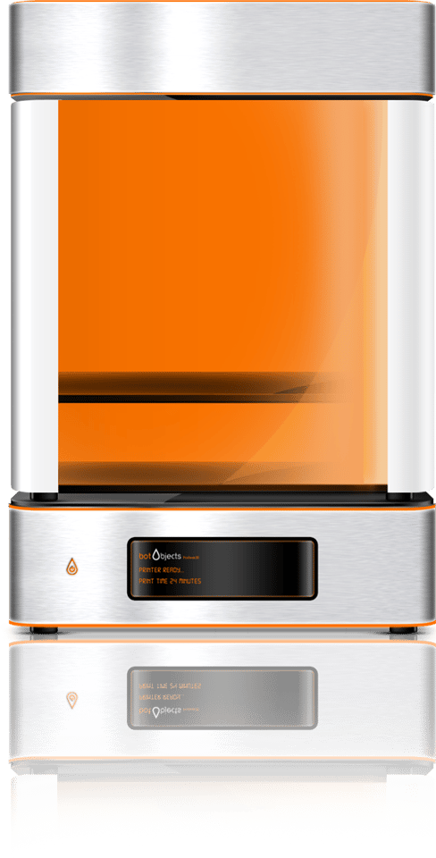 botObjects' ProDesk3D looks set to be the first full-color desktop 3D printer