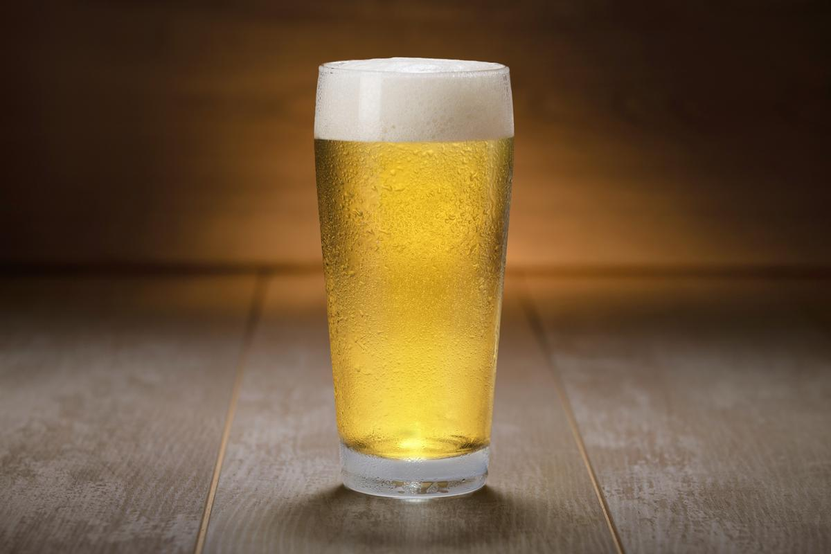"Derived from hops, compounds known as thiols help give ""hoppy"" beers their pleasing fruity scent"