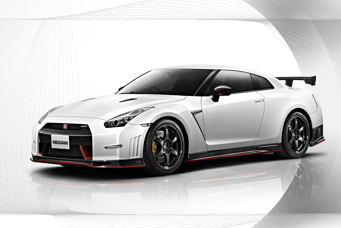 The Nissan GT-R Nismo goes on sale next year