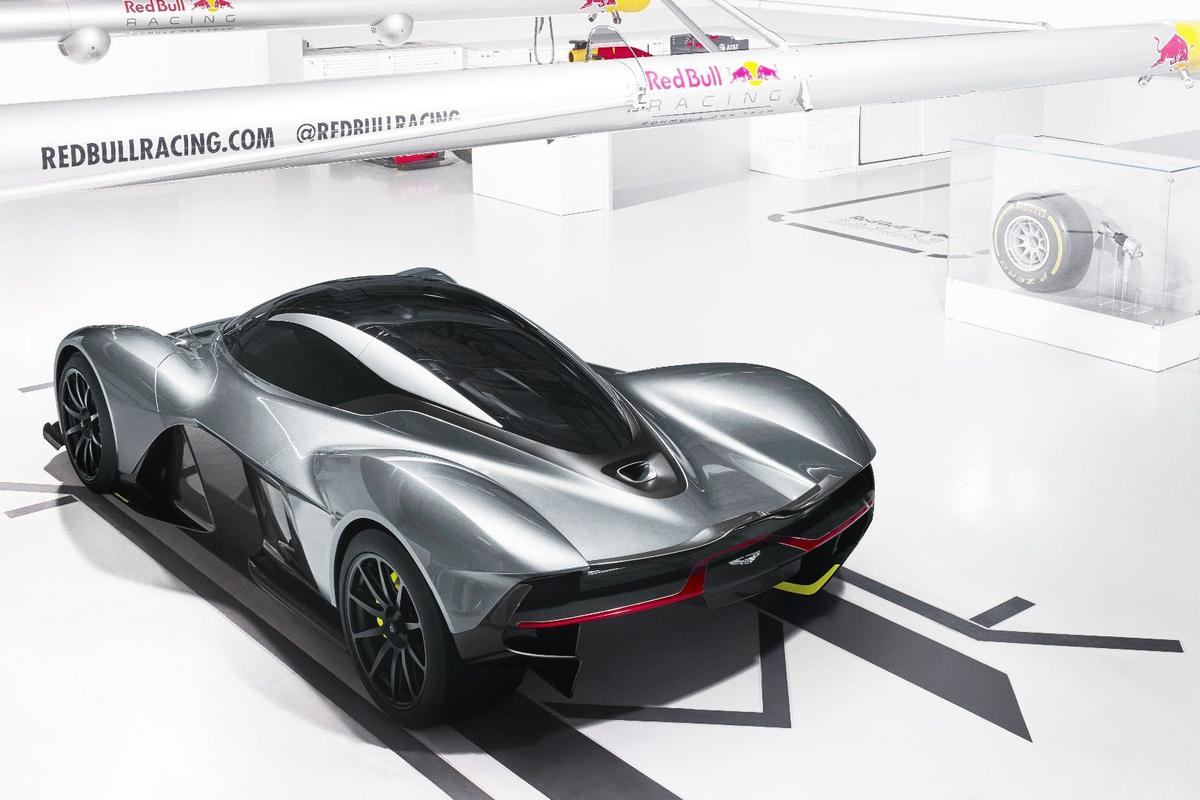 The AM-RB 001 will be built in incredibly limited numbers