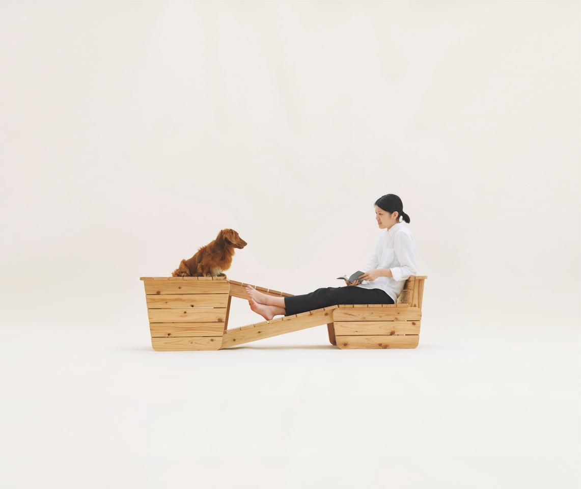 Architecture for Dachshunds, by Atelier Bow-Wow (image: Hiroshi Yoda)