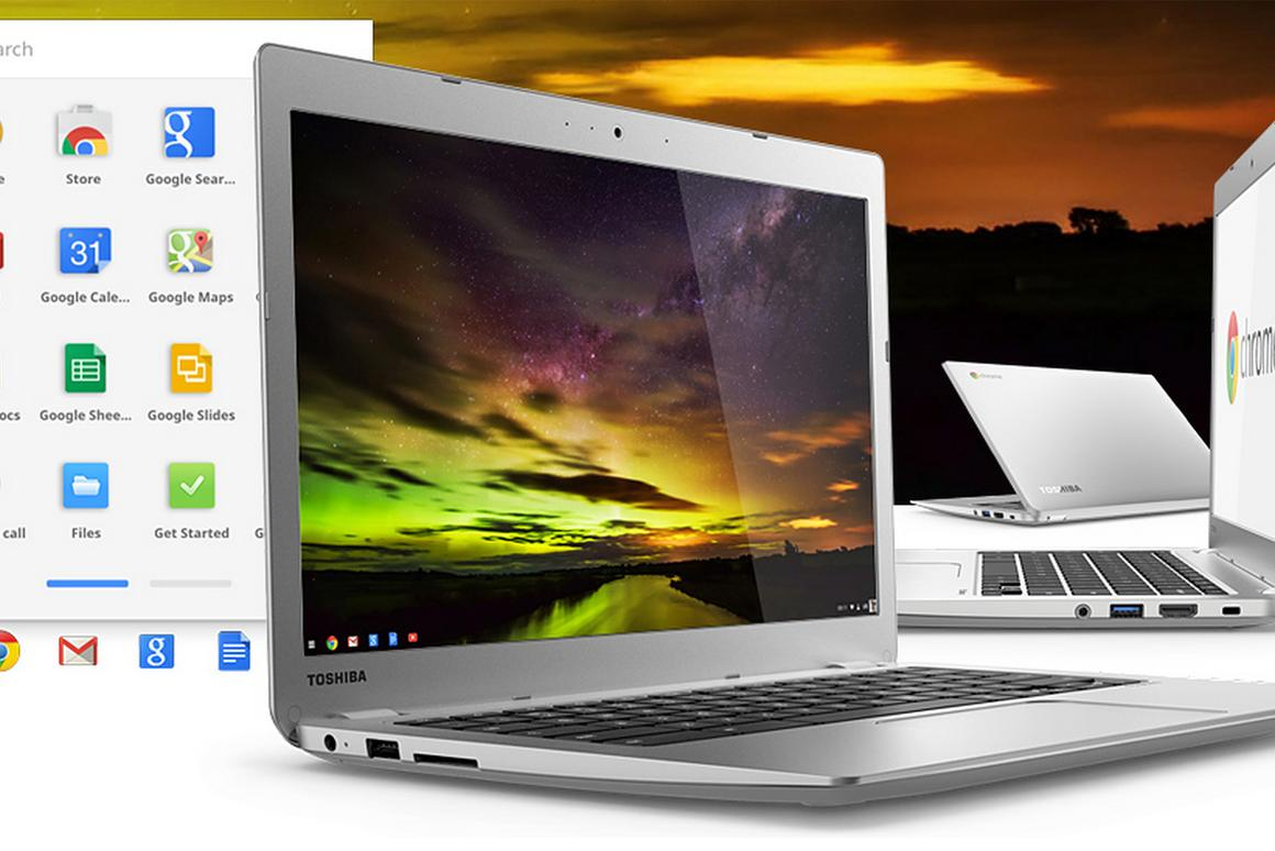 Toshiba updates its Chromebook 2 with a Core i3 chip and