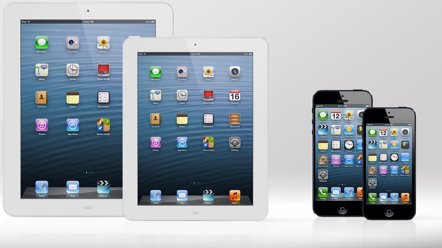 Apple is reportedly testing screens for a larger iPhone, and some sort of tablet device that measures 13 inches diagonally.
