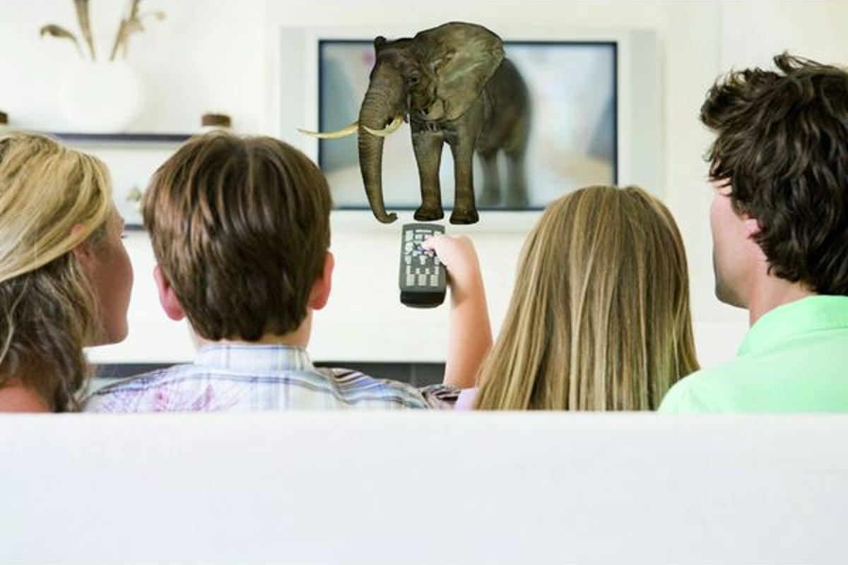 New technology will provide living-room friendly viewing on your existing 3D Blu-rays (Photo: IFA)