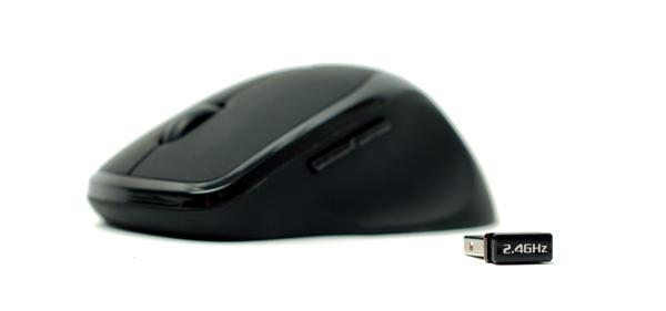The sm8000 mouse has five buttons which all work in stealth mode - midnight gaming sessions await