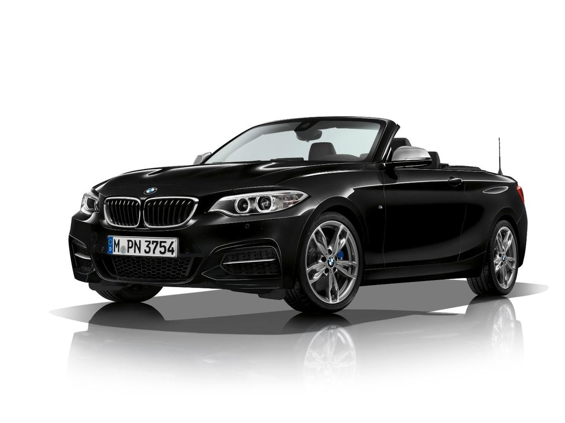 The BMW M240i Convertible gets more power for 2016