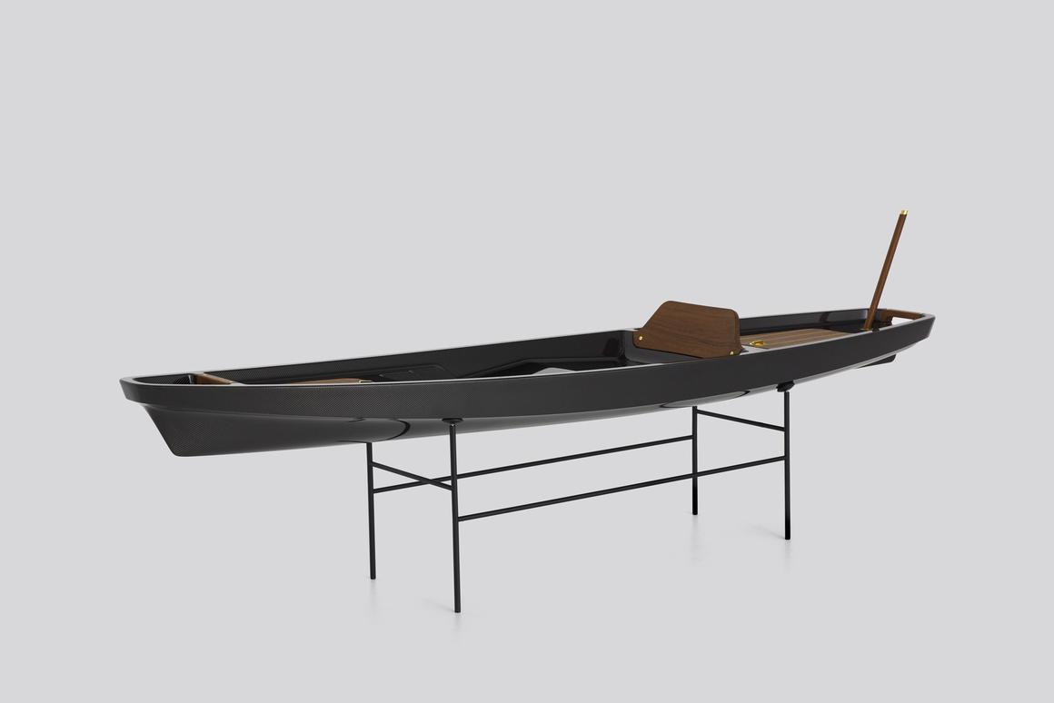 The Kayak 1 – if you have to ask, you can't afford it