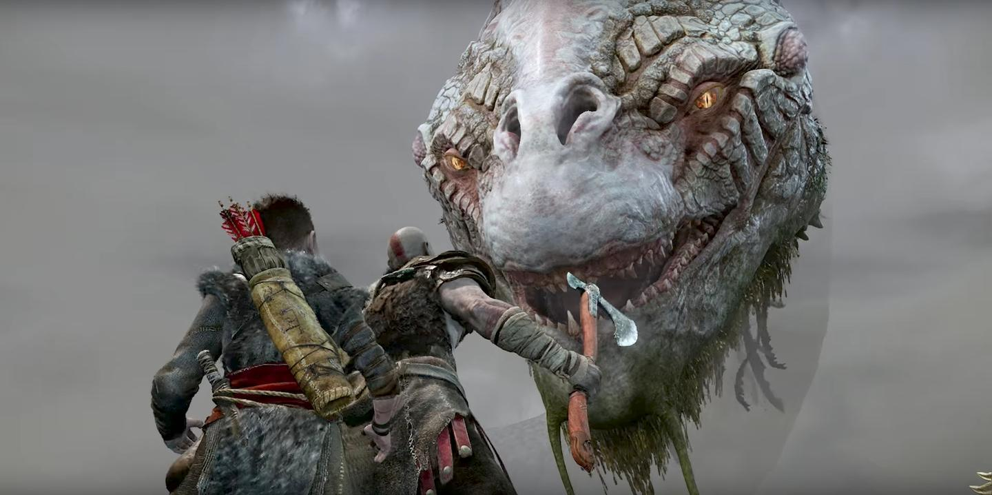 God of War has Kratos fighting Norse gods and monsters
