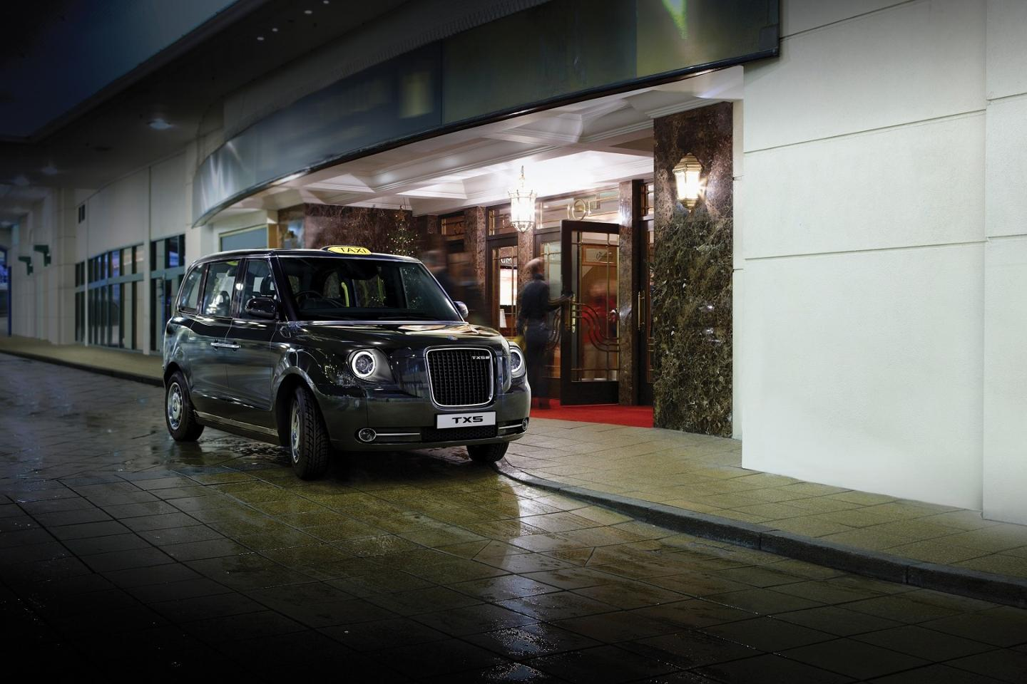 The TX5 is due to be launched in the UK at the end of 2017