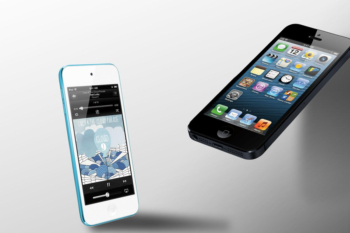 How do Apple's newest iOS devices compare?