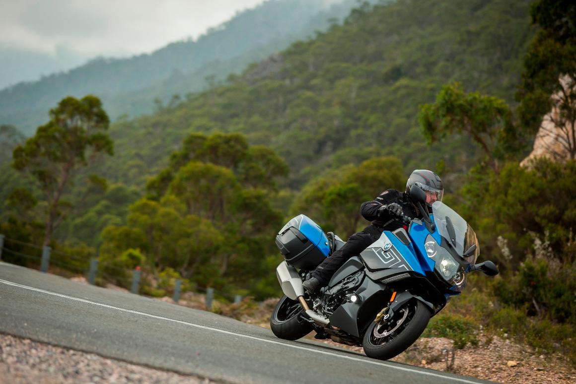 2017 BMW K1600GT Review: Intercontinental ballistic touring