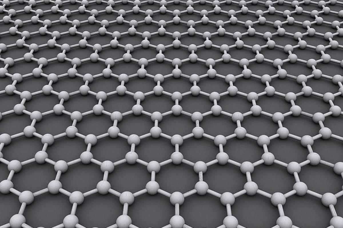 A new method for graphene production has been discovered, that involves burning pure magnesium in dry ice (Image: AlexanderAIUS)