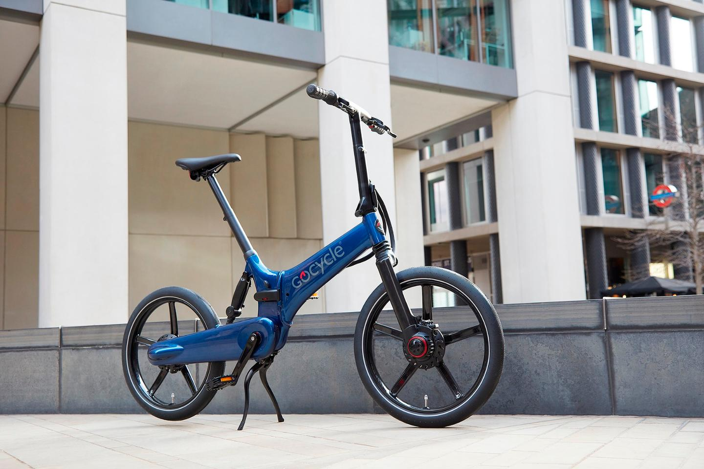 The Gocycle GX will be officially launched this Spring (Northern Hemisphere) and is available now for preorder in a choice of three colors