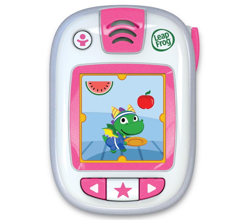 The LeapFrog LeapBand will be available from August and cost US$40