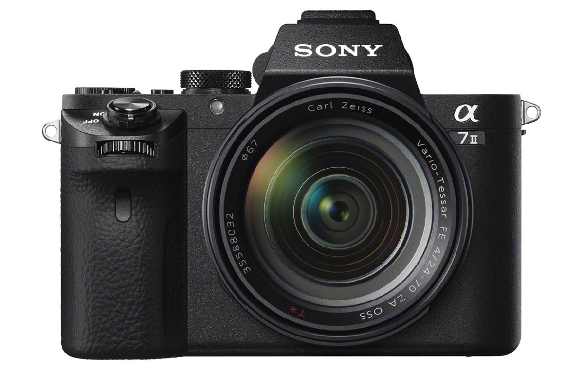 The Sony A7 II is the first full frame camera to feature 5-axis image stabilization