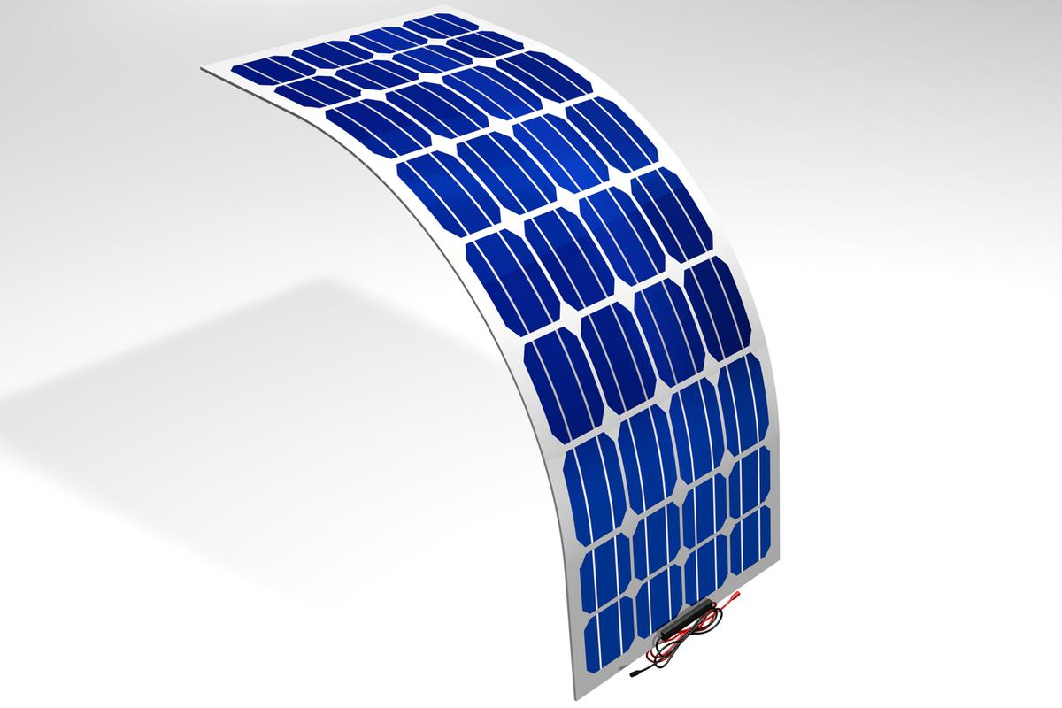 Korean engineers have developed new fully foldable solar cells (not pictured)
